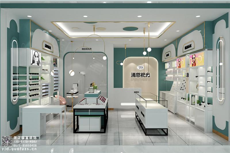 杭州眼镜专卖店设计公司