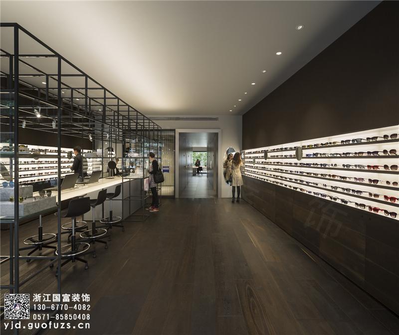 眼镜店装修公司
