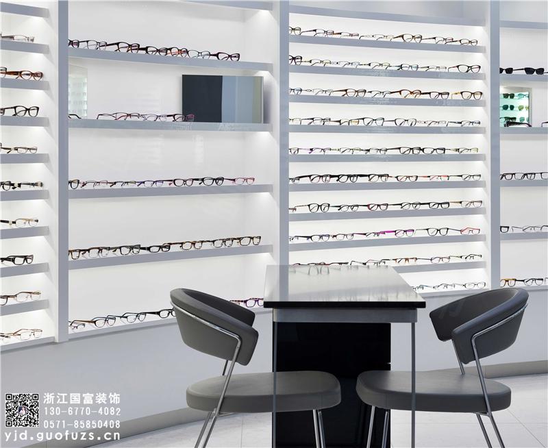 杭州眼镜店装修