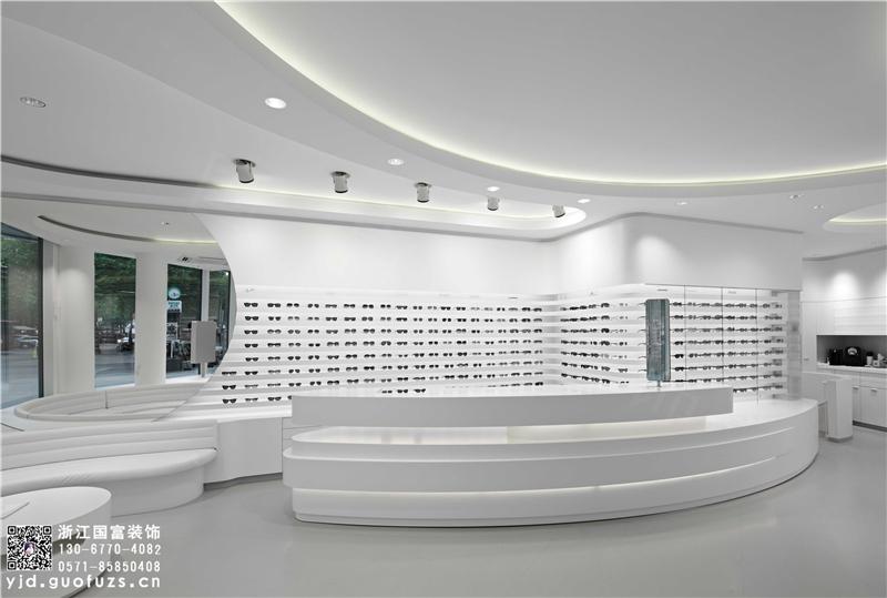 杭州眼镜店装修公司